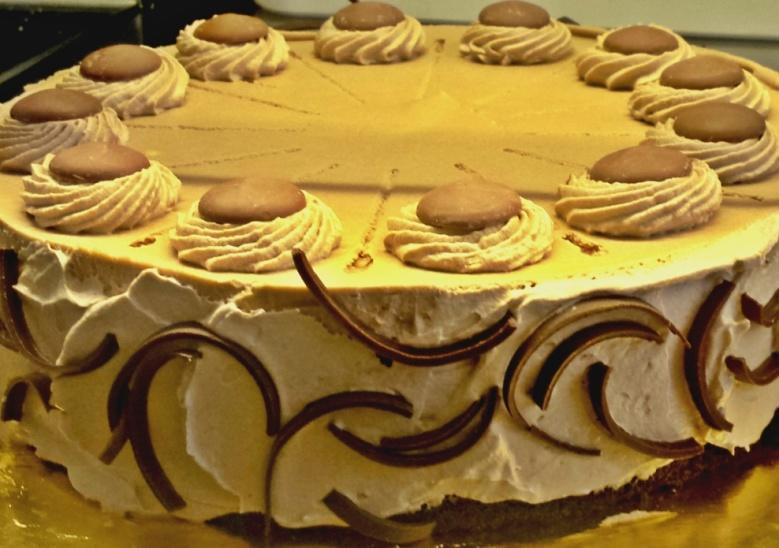 Tort Cappuccino