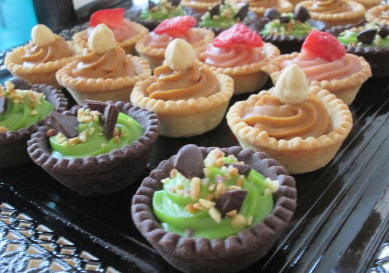 mini tarte fructe 2