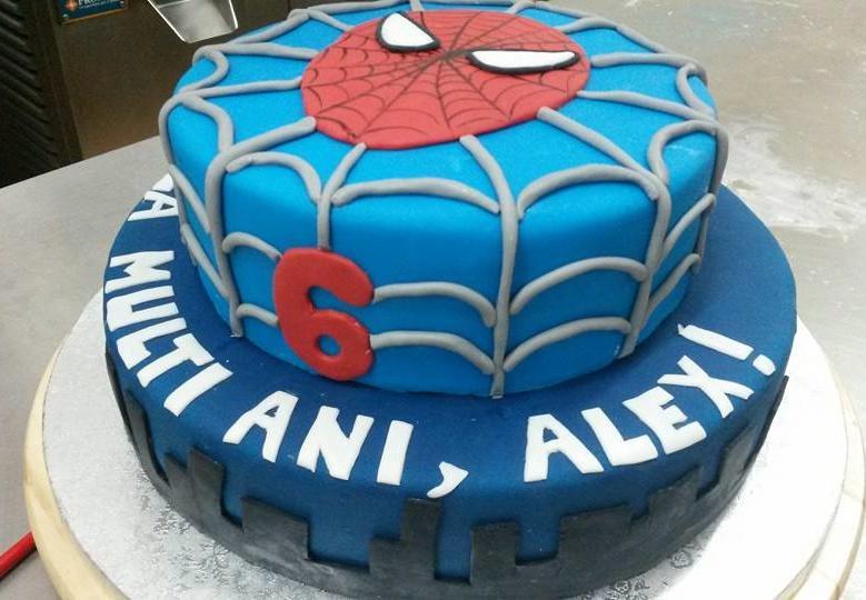 spiderman alex
